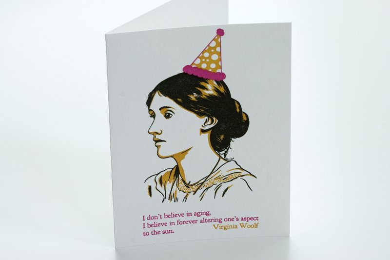 Shop NEW Author Birthday cards