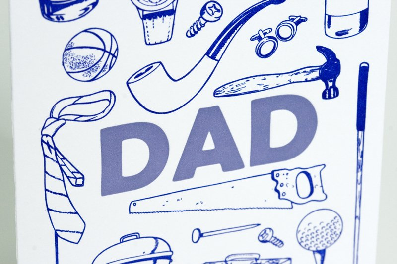 Shop Dad cards